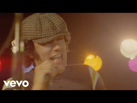 AC/DC - Back In Black (Official Music Video)
