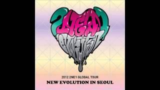 04 I DON'T CARE (REGGAE MIX) - 2NE1 2012 GLOBAL TOUR LIVE NEW EVOLUTION IN SEOUL
