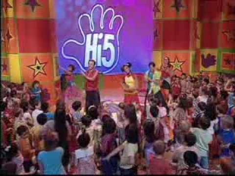 HI-5 - Cinco Sentidos - Português BR