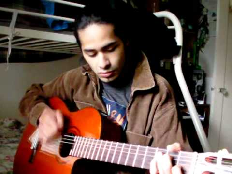 Yahir - No te apartes de mi (COVER guitarra)