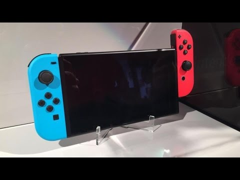 In-Depth Switch Walkthrough With Nintendo