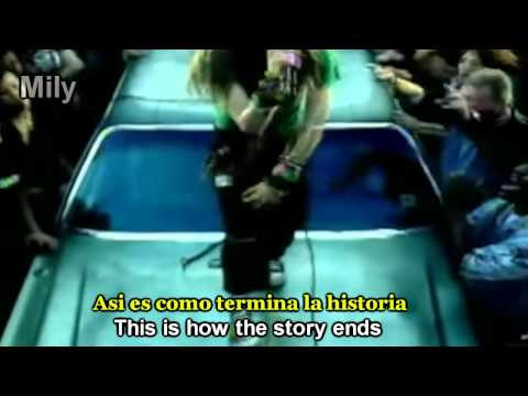 Baixar Avril Lavigne - Sk8er Boi Subtitulado Español Ingles