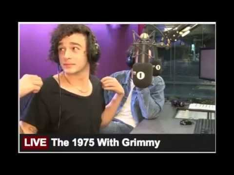 The 1975 // BBC Radio 1 Breakfast Show 15th October 2015 (part 2)