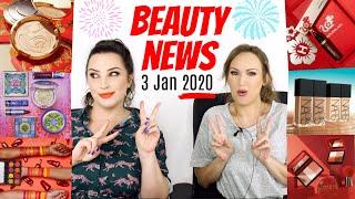 BEAUTY NEWS - 3 January 2020 | HAPPY NEW EMOJIS! Ep. 244