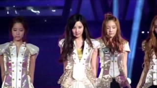 SNSD少女時代 2013感動的 三巡 Taiwan場