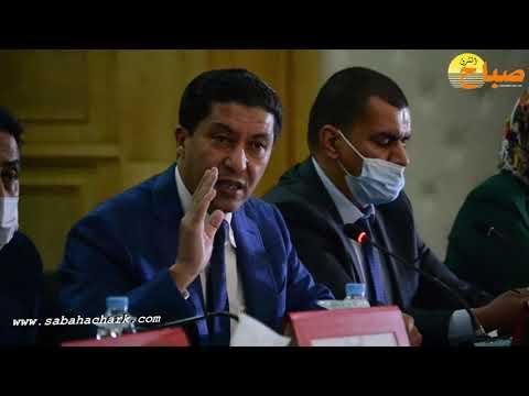 إنتخاب رؤساء اللجان الدائمة بمجلس جهة الشرق خلال الجلسة الثانية للدورة العادية لشهر أكتوبر