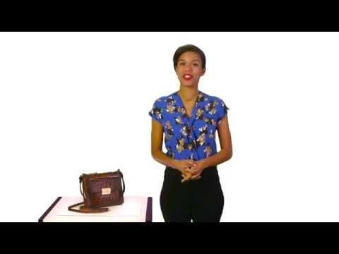 The Latest Mimosa Crossbody Video - 2016