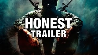 CALL   OF DUTY: BLACK OPS (Honest Game Trailer)