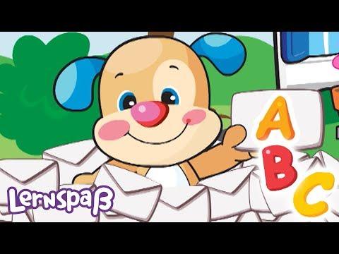 ABC lernen mit Briefen  | Lernspaß | Fisher-Price Deutsch | Kinderlieder | Cartoons für Kinder