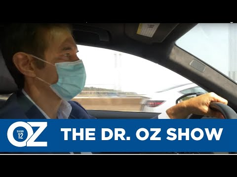Here's How We're Making The Dr. Oz Show Amidst a Pandemic