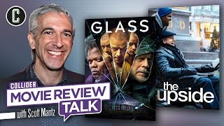 Glass, The Upside, Fyre Fraud - Movie Review Talk with Scott Mantz
