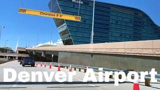 🔴 Denver International Airport DEN 🔴