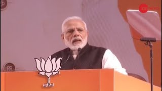 PM Modi addresses BJP national council meeting