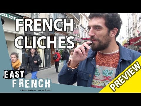 Do French people shower? (Trailer) | Easy French 91 photo