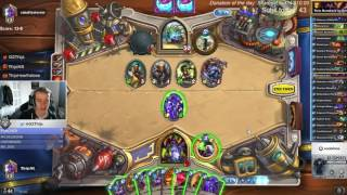 Thijs explains to Blizzard what playing Hearthstone feels like
