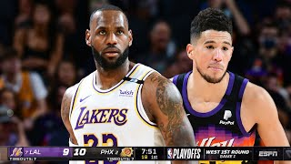 Los Angeles Lakers vs Phoenix Suns Full GAME 1 Highlights | 2021 NBA Playoffs