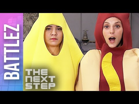 The Next Step - Battlez: Hot Dog Chloe vs Banana Riley (Season 3)
