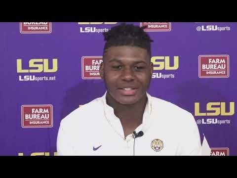 QB TJ Finley talks his first start for LSU; says it feels like the Tigers got their 'swagger' back