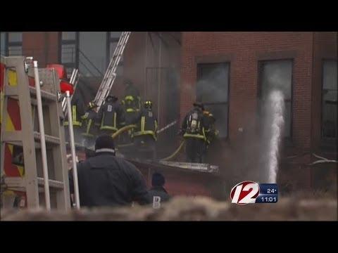Two Fire Fighters Killed in a Tragic Fire on Beacon Street in Boston
