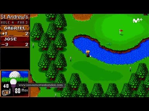 La Mazmorra Abandon y Movistar Golf presentan: Historia de los Videojuegos de Golf [Capítulo 11]