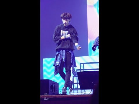 180905 THE SPHERE SHOWCASE - L.O.U 더보이즈 THE BOYZ 선우 SUNWOO FOCUS