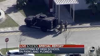 Suspect in Florida high school shooting in custody -