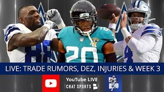 Cowboys Report With Tom Downey (Sept. 19th)