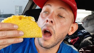 Taco Bell classic crunchy taco review