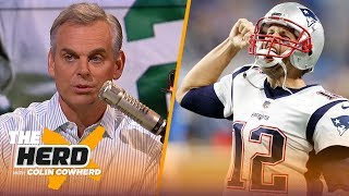 Brady is greatest team athlete of all-time, Freddie Kitchens is in over his head   NFL   THE HERD