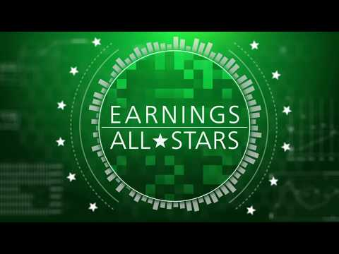 The 5 Most Spectacular Earnings Charts This Week