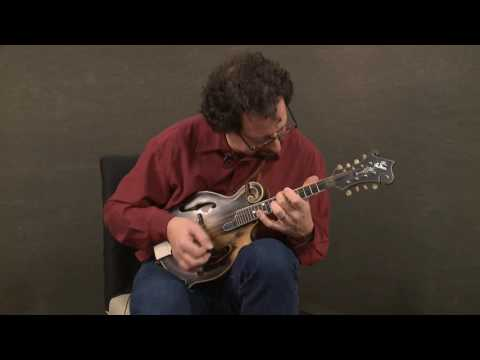 "Mandolin with Mike Marshall: ""Angeline the Baker"""