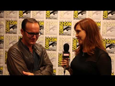 Marvel's Agents of SHIELD - Clark Gregg at San Diego Comic-Con