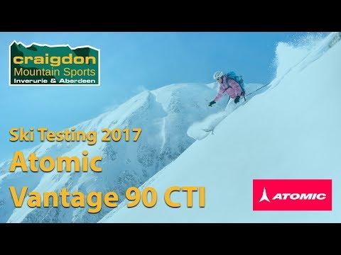 Atomic Vantage 90 CTI + Warden 13 MNC Binding