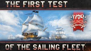 Warships sail into War Thunder