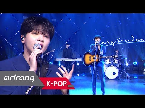 [Simply K-Pop] JEONG SEWOON(정세운) _ Feeling _ Ep.354 _ 032219