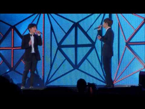 140815 SMTOWN in SEOUL D.O,Ryeowook,Fly To The Sky,