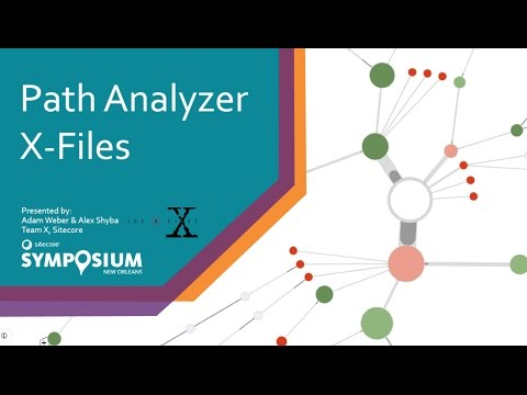 Sitecore Symposium 2016 - Path Analyzer X-Files: How We Built the Ultimate xDB Forensic Tool