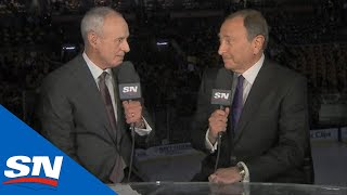 Gary Bettman Says NHL May Look At Potential Changes To Video Review