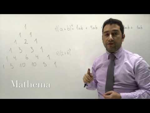 Teorema del binomio 1