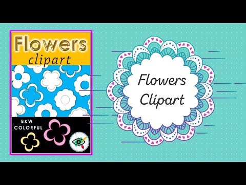 video Clipart Flowers – Creative work