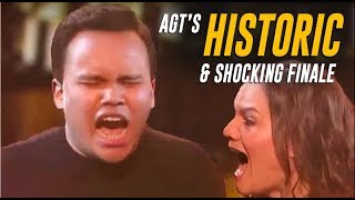 AGT Winner Revealed + SHOCKING Finale Results! Was Your Fave Robbed?