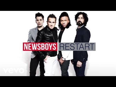 'Restart' Official Lyric Video | Newsboys