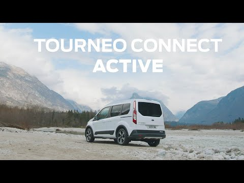 The New Ford Tourneo Connect Active
