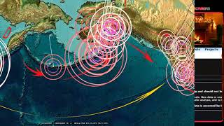 12/15/2017 -- Large M6.5 Earthquake strikes Indonesia -- Area was warned 5 DAYS BEFORE