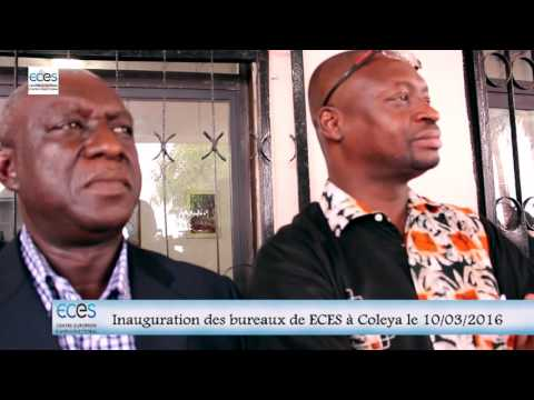 Inauguration du Bureau PACTE-Guinée II