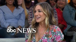 Sarah Jessica Parker opens up about 'Here and Now'