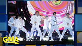 BTS drops new song 'Dream Glow' | GMA