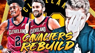 This Guy Needs To Go.. Cleveland Cavaliers Realistic Rebuild!