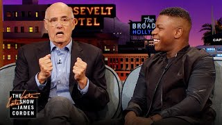 Here's Jeffrey Tambor & John Boyega's Most-Embarrassing Work
