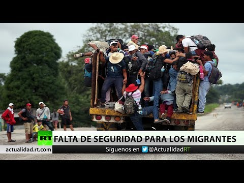 Oficina de DD.HH. de la ONU en México alerta sobre falta de seguridad para la caravana de migrantes